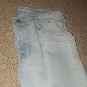 Old Navy Super Skinny Jean